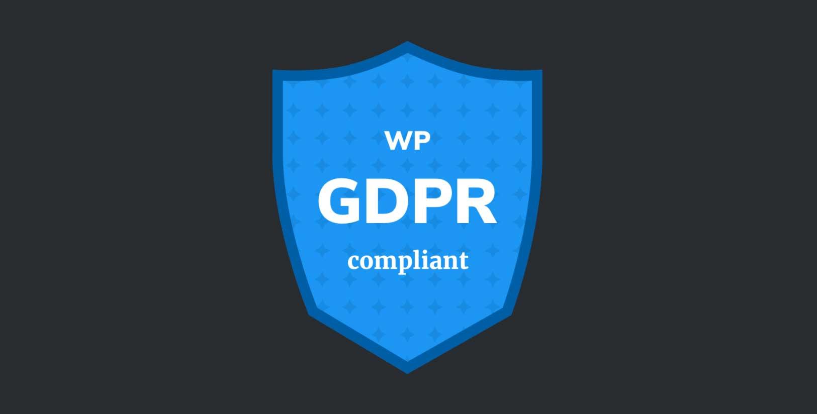 H GDPR έκδοση για το WordPress