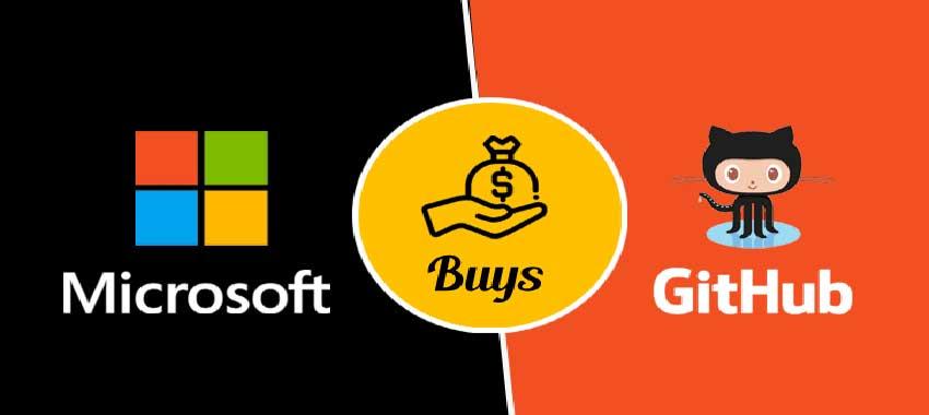 Η Microsoft αγόρασε το GitHub!