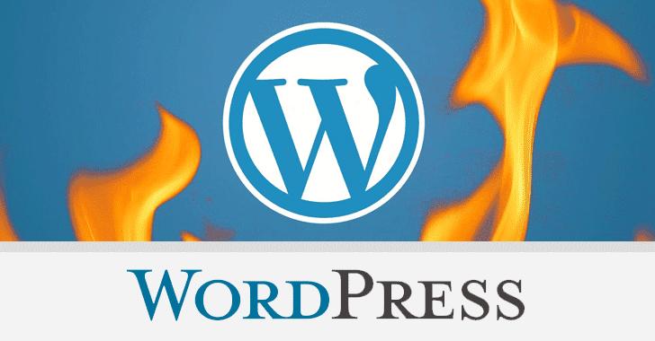 Κενό ασφαλείας επιτρέπει την εκτέλεση κακόβουλου κώδικα στο wordpress