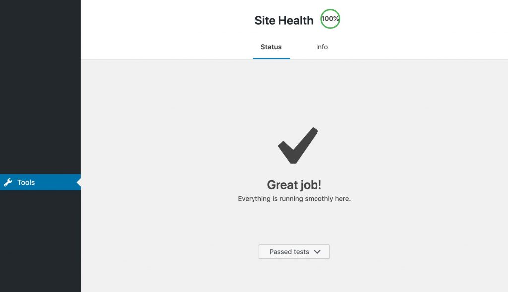 Site Health